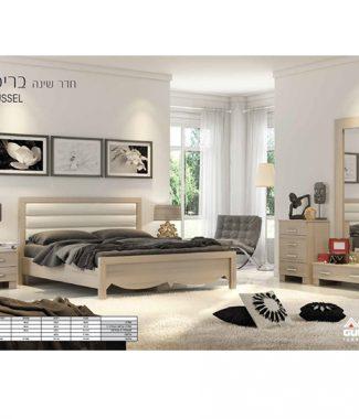 חדר שינה דגם בריסל