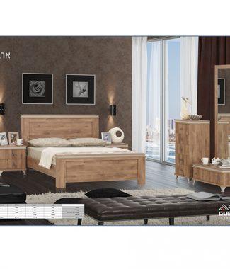 חדר שינה דגם ארגמן
