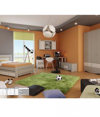 חדר ילדים דגם דויד