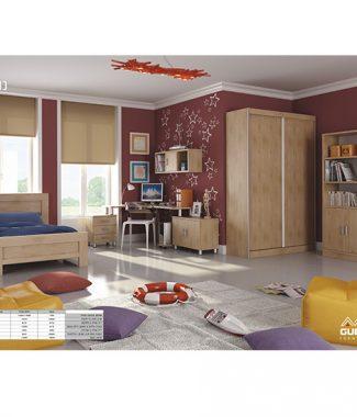 חדר ילדים דגם נועם