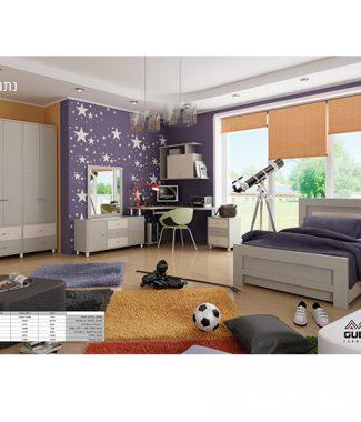 חדר ילדים דגם נתנאל