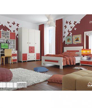חדר ילדים דגם מאיה