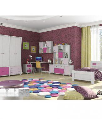 חדר ילדים דגם נורית
