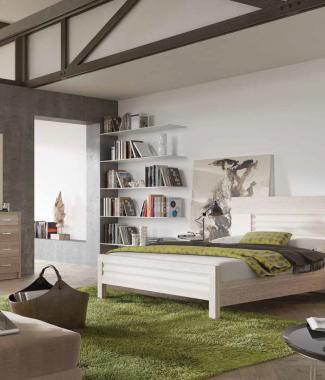 חדר שינה דגם קליפסו
