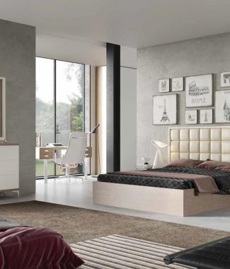 חדר שינה דגם קזבלנקה