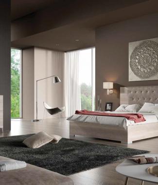 חדר שינה דגם מרוקו