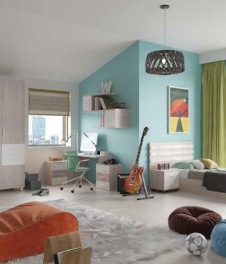 חדר ילדים דגם מטריקס